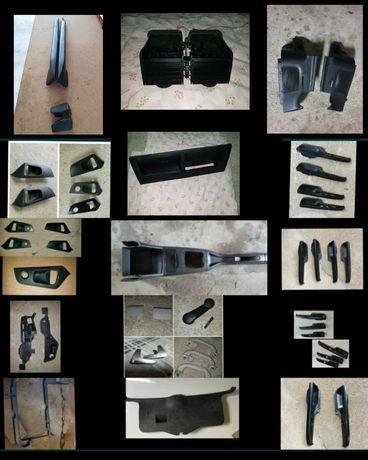 Plasticos interiores para porta puxador sofagem etc - seat ibiza 6k2