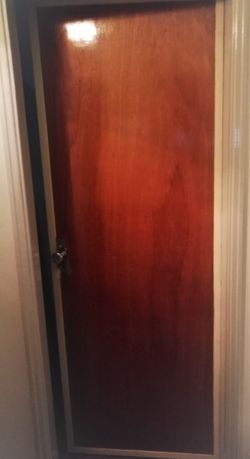 Portas interiores Madeira/Vidro