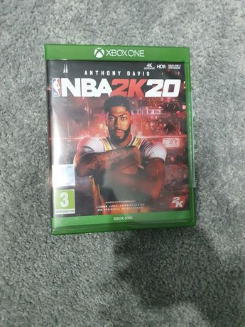 Gra Xbox one NBA2k20