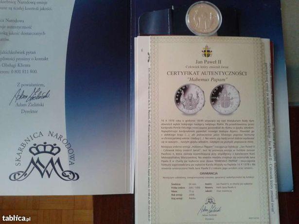 Medal Habemus Papam