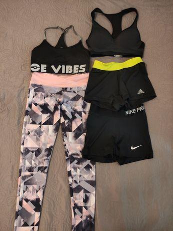 Продам шорты Nike, Adidas. Топ HM, Viktoria sport