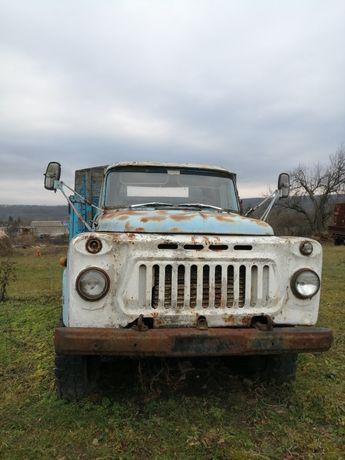 Продам ГАЗ 53 1975г. Заехал своим ходом.