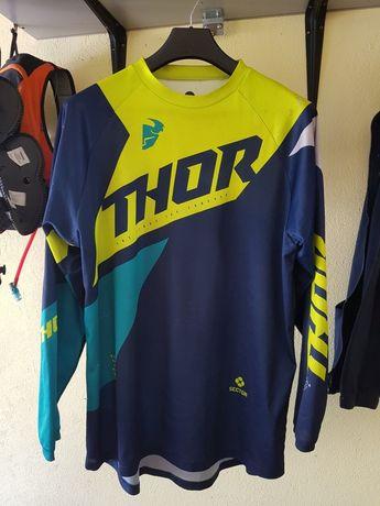Koszulka motocross cross Thor 2XL