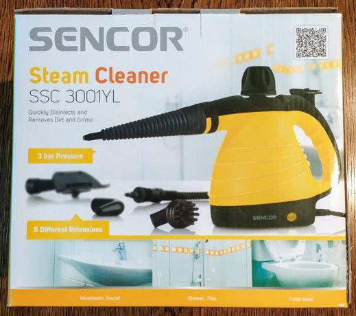 Myjka / Mop / Oczyszczacz parowy / Parownica Sencor SSC 3001YL