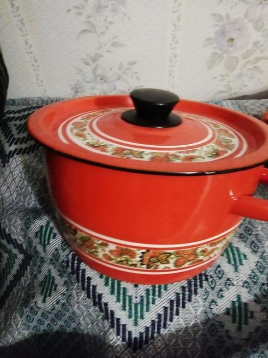 Продам эмалированную посуду Запорожье - изображение 1