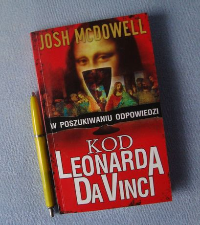 Kod Leonarda Da Vinci - McDowell / oferta z foto'opisem