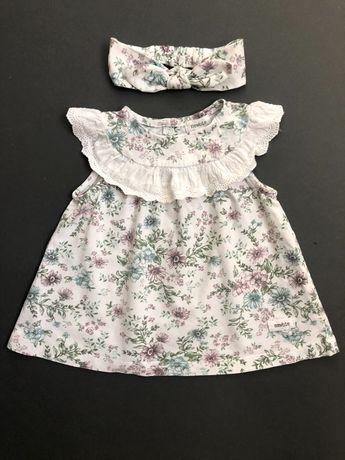 Komplet Newbie sukienka plus opaska