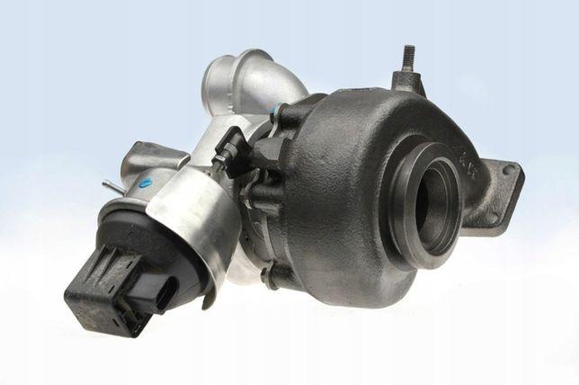 turbina VW Crafter 2.5 TDI 65kW 88KM 80kW 109KM turbosprezarka