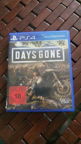 Gra na Ps4 Days Gone