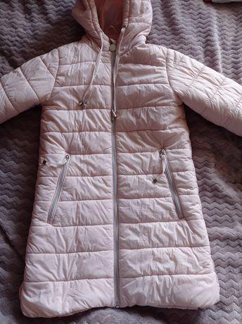 Пальто для дівчинки.