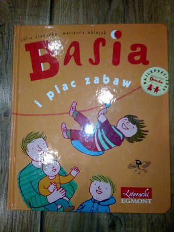 Książka Basia i plac zabaw