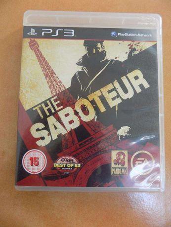 Jogo de Playstation - PS3 THE SABOTEUR