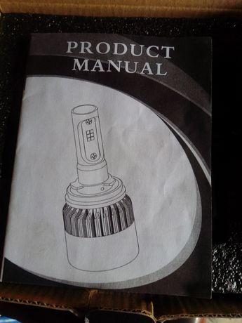 Світлодіодні лед лампи