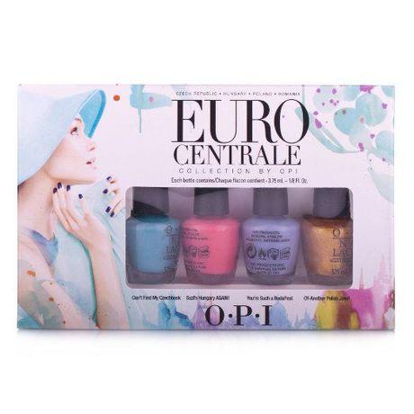Opi Euro Centrale Euro Minis Set 4 Mini
