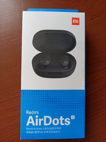 3x Nowy Model Słuchawek Xiaomi AirDots S Wyprzedaż ostatnich sztuk!