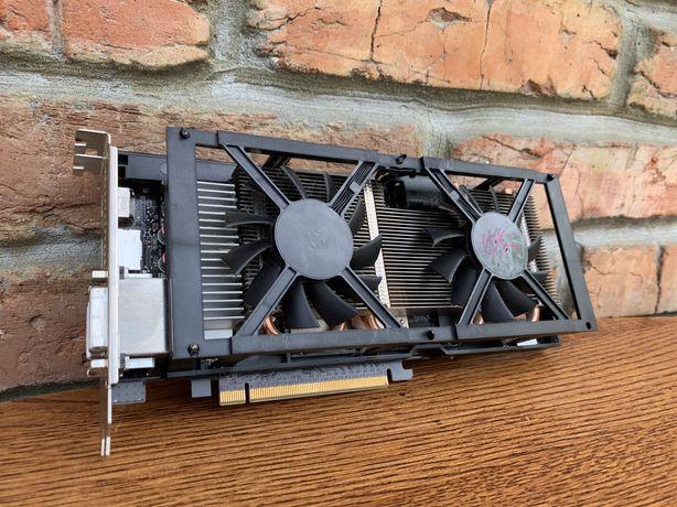Видеокарта GeForce GTX 660 Ti 2GB GDDR5 (192bit)