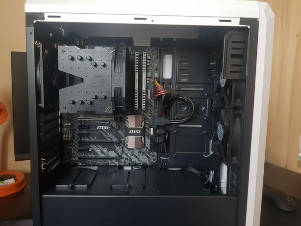 Komputer [I5-8600k, Z370, 16gb RAM, SSD, Windows 10]