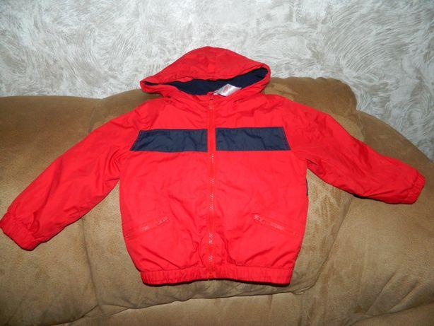 Курточка, ветровка на 2-3 года