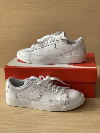 Nike blazer low skorzane tenisowki