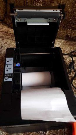 Принтер чеков PS-E802  Thermal  Printer