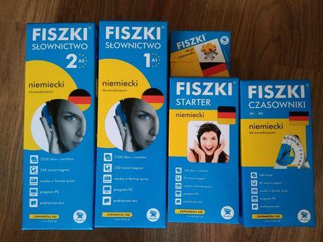 Fiszki z języka niemieckiego