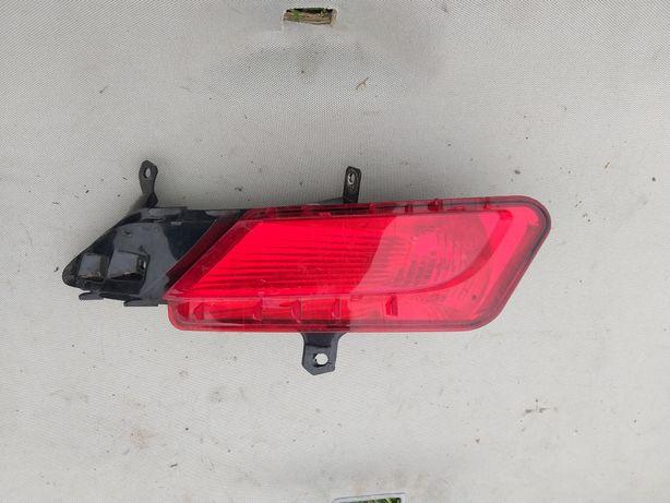Lampa odblask w zderzak volvo xc60 lewa