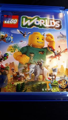 Lego Worlds ps4 gra