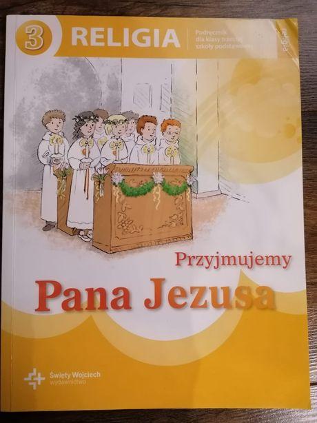 Podręcznik do Religii Przyjmujemy Pana Jezusa klasa 3