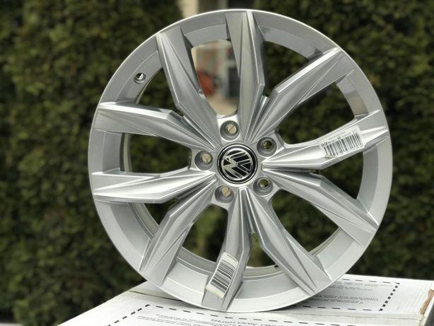 21# Alufelgi 5x112 r18 VW NOWE ORG Arteon Golf Passat Sciroco Tiguan