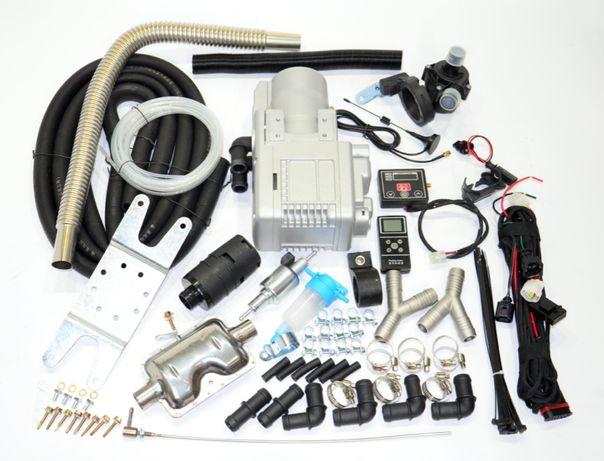 Дизельная автономка подогреватель двигателя и салона 12v 5kw webasto