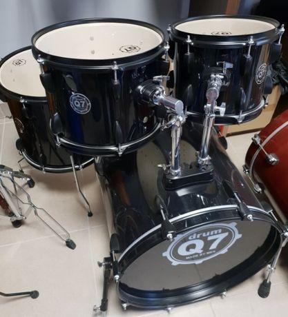 Perkusja zestaw perkusyjny Mes Q7 shell set