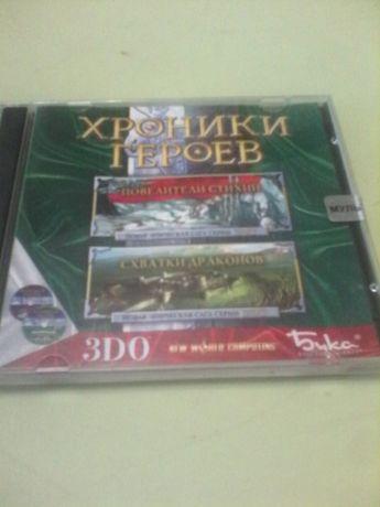 Игры на ПК РС Games на CD для детей и взрослых
