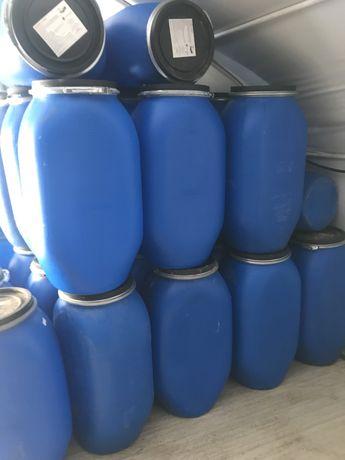 Beczki plastikowe 120 l