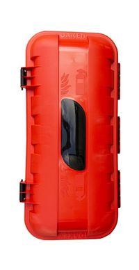 SKRZYNKA pojemnik szafka na gaśnicę DAKEN STRIKE gaśnica 6kg