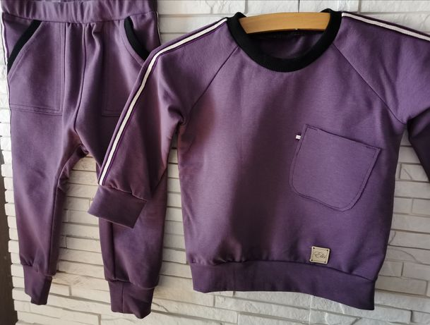 Dresiki dres bluza spodnie 56-128