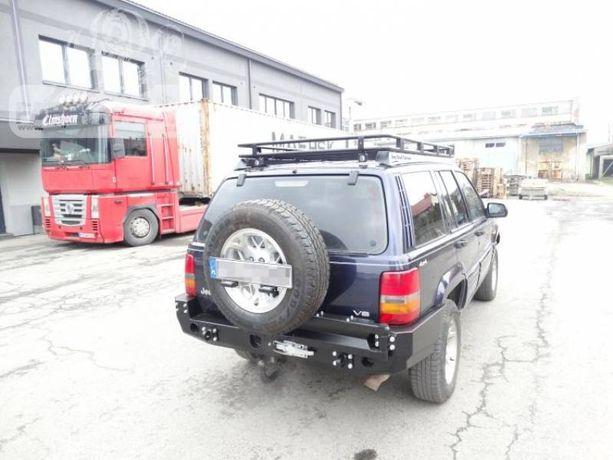 Uchwyt na koło zapasowe jeep zj