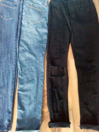 Віддаю лот джинсів М
