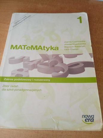Zbiór zadań matematyka klasa 1