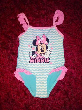 Strój kąpielowy Disney myszka Minnie r.86 stan idealny