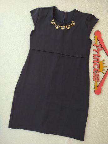 Платье футляр новое на рост 134-140