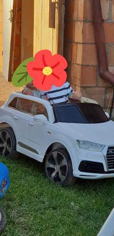 Samochód elektryczny Audi Q5