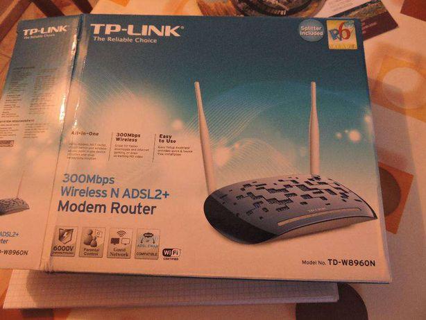 TP-LINK modem/router model TD-W8960N