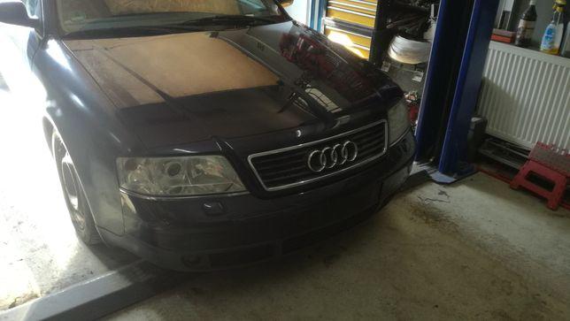 Maska przód grill Audi A6 C5 LZ5L