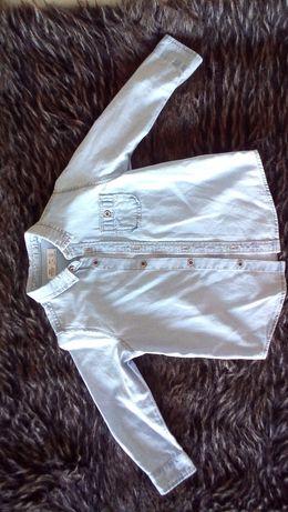 camisa menino Zara 2/3 anos - usada 1 vez