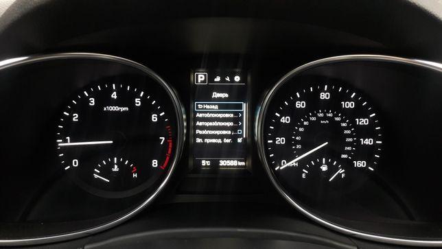 Русификация Hyundai Sonata,Elantra,Santa Fe,Tucson,Elantra