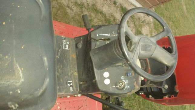 konsola błotnik deska rozdzielcza traktorek kosiarka partner craftsman
