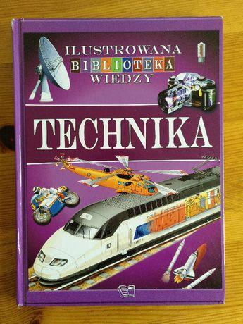 Książka dla dzieci: TECHNIKA