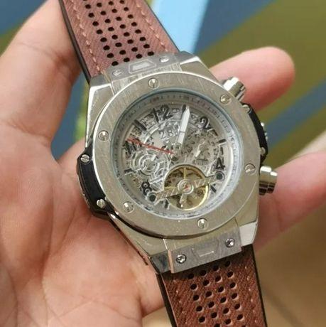 Zegarek automatyczny, jakość AAA, Nowy i oryginalny Kimsdun jak HUBLOT