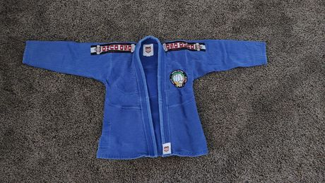Kimono Jiu-Jitsu - Tam. A0