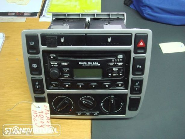Consola Central Ford Galaxy
